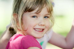 child, face, hairstyle, tooth, portrait photography, people, skin, girl, head, female, close-up, laughter, person, pink, portrait, toddler, smile, eye, organ,
