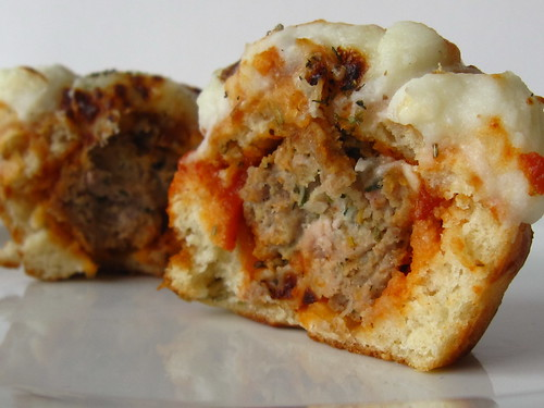 Meatball Sub Cupcake Cookies And Cups