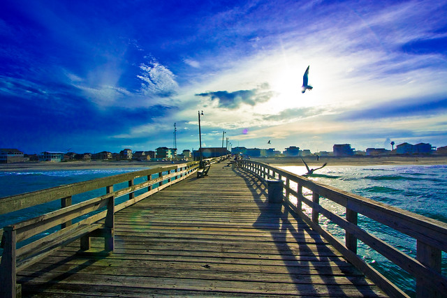 Days in rodanthe flickr photo sharing for Nc fishing piers