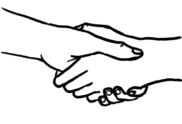 Handshake from Flickr via Wylio