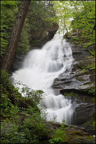 nature water creek river georgia waterfall stream outdoor flowing freshwater skyvalley rabuncounty mudcreek mudcreekfalls johncothron 2jtrip2009 cothronphotography