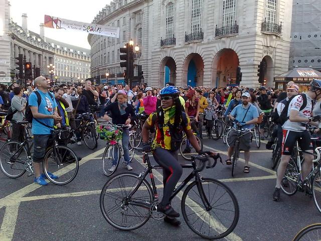 Critical Mass London 5/09