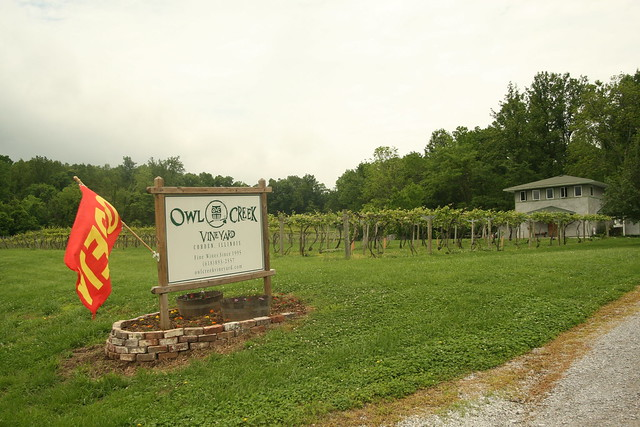 Owl Creek Vineyard Flickr Photo Sharing