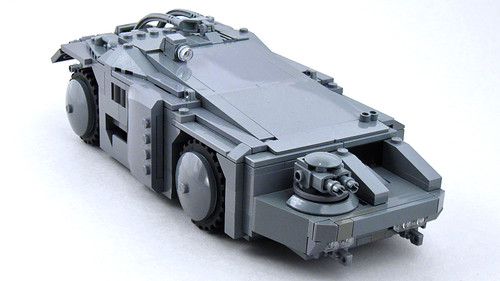 Colonial Marine APC from Aliens