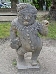 2004-04-18 Salzburg 077 Mirabellgarten, Zwerglgarten
