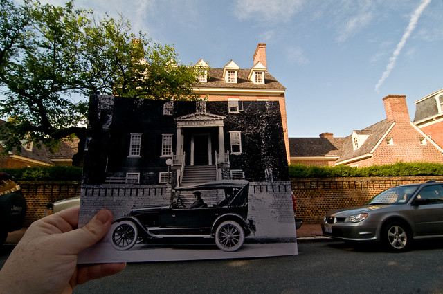 Looking Into the Past: Carvel Hall, Annapolis, MD