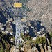Small photo of Aerial Tramway going up