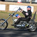 Peter Fonda riding Captain America