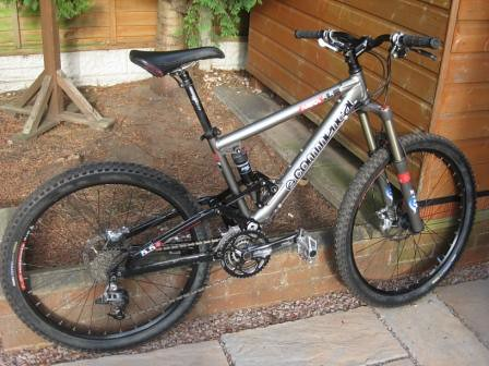2007 Commencal Meta 5.5.2 small