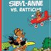 Sibyl-Anne Vs. Ratticus by R. Macherot