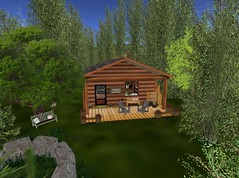 Homestuff/Megastuff Hunt: Galland Homes Cabin Overview