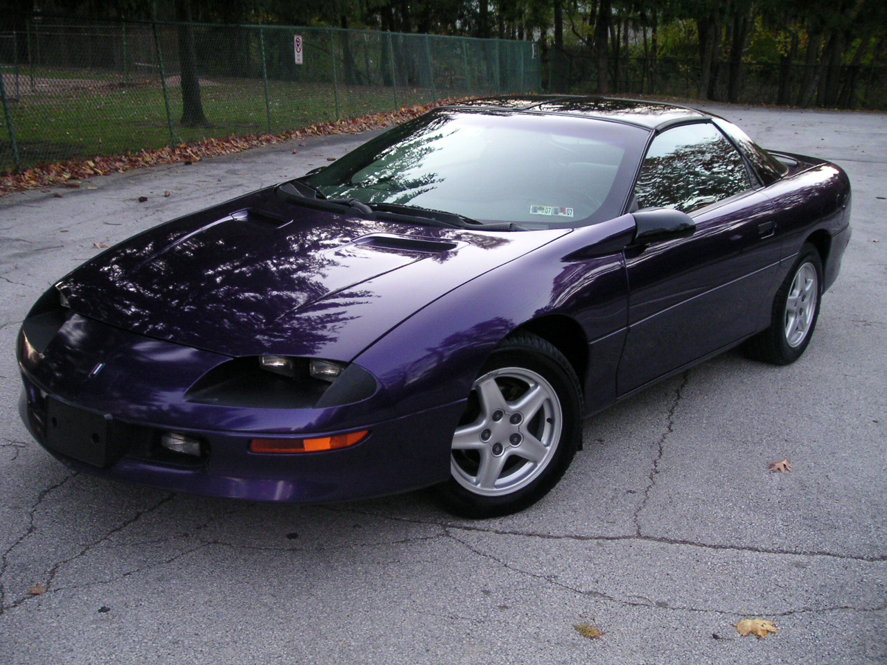 1997 to 1998 bright purple metallic camaro rs z28 don 39 t quote pics ls1tech camaro and. Black Bedroom Furniture Sets. Home Design Ideas