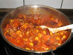 meat(0.0), produce(0.0), gumbo(0.0), goulash(0.0), stew(1.0), curry(1.0), vegetable(1.0), food(1.0), dish(1.0), cuisine(1.0),