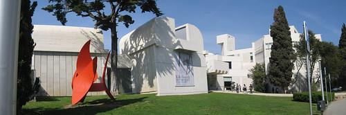 Fundacio Joan Miro Pano