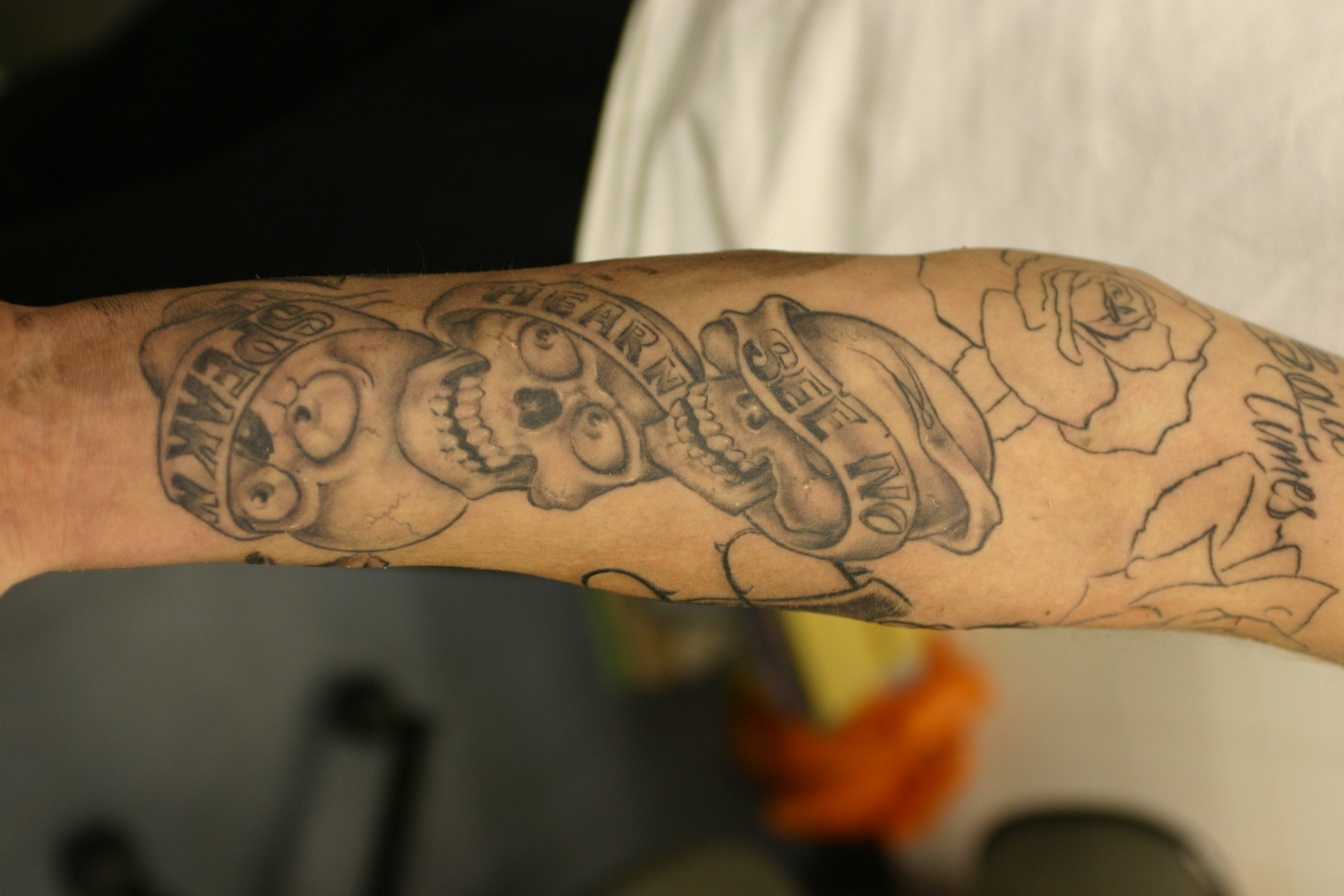 Boog Tattoo | Deathfreshclothing Images | Crazy Gallery