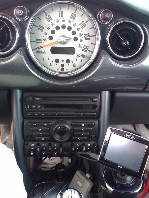 Mini Cooper Iphone  Cable