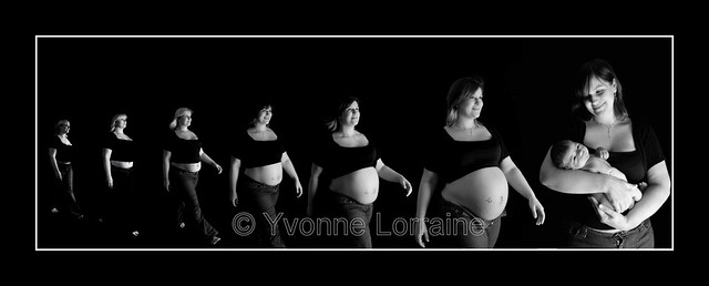 My maternity portrait Progressive 2