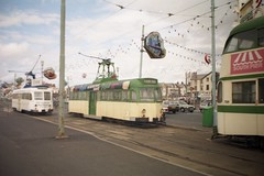 rsm 1988 11 01 Brush Trams - 633 in Metropole advert livert