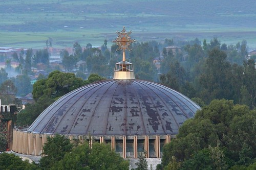 St. Mary of Zion Church, Axum, Ethiopia