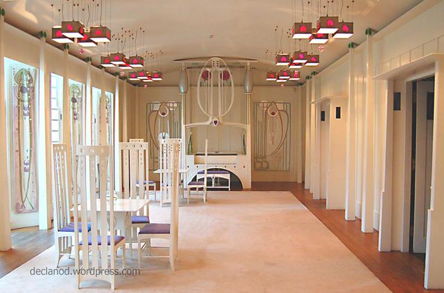music room by charles rennie mackintosh flickr photo sharing. Black Bedroom Furniture Sets. Home Design Ideas