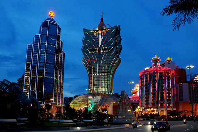 Live Poker - Grand Lisboa Casino
