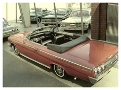 1962 Chevy Imapla Convertible