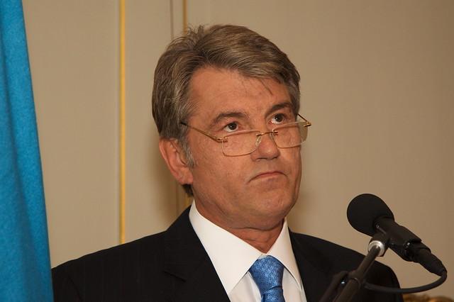 Wiktor Juschtschenko, Präsident der Ukraine, im Landgut - 3665221792_7fb92d8eb0_z