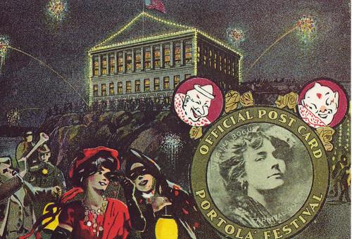 Portola Postcard