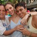 Small photo of Flavio, namorada e sogra
