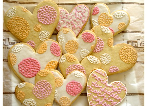Valentine's cookies 2006 from Flickr via Wylio