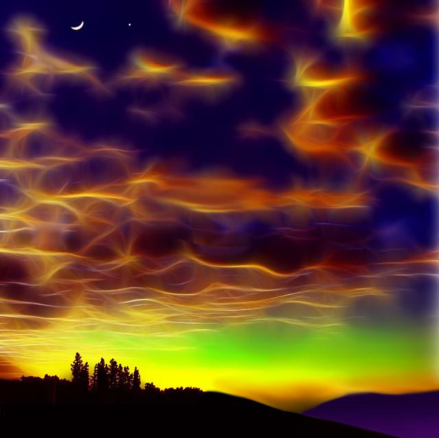 背景 壁纸 风景 气候 气象 天空 桌面 500_499