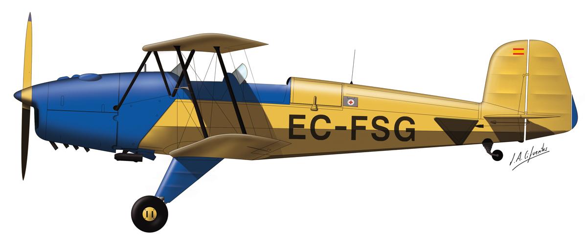 Bucker EC-FSG