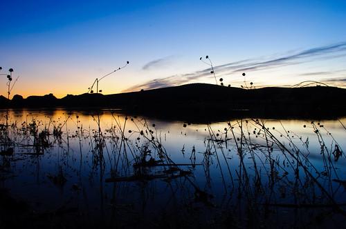 arizona lake color water sunrise nikon az watson granite 1855 prescott dells picoftheday d90