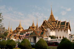 Grand Temple in Bangkok