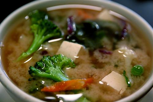 Japanese Miso Soup Gaia Cafe IMG_0578