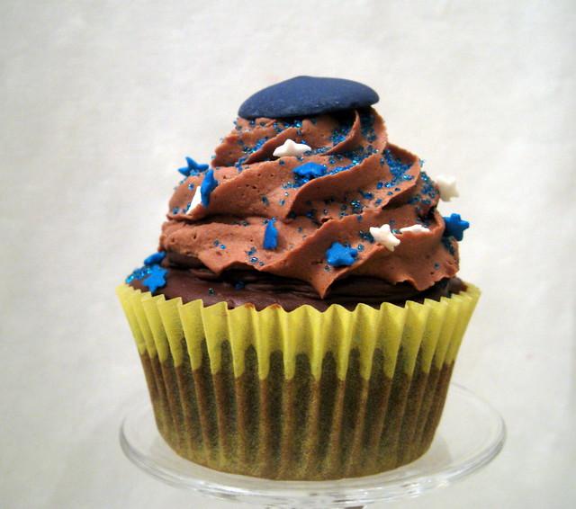 Devils Food Cupcake | Flickr - Photo Sharing!