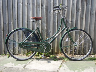 Pashley Princess Classic (13) Regency Green