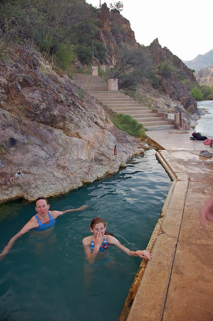 Verde Hot Springs  A Set On Flickr