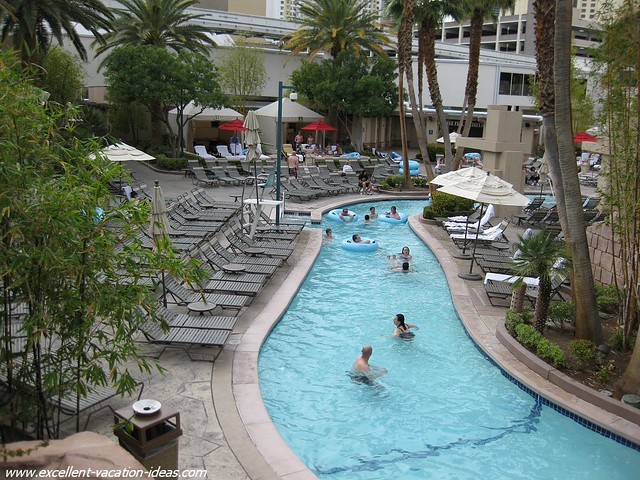 Mgm Grand Pool Area Flickr Photo Sharing