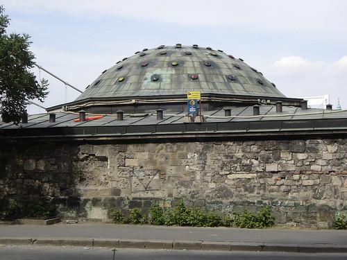Budapest: Rudas bathhouse