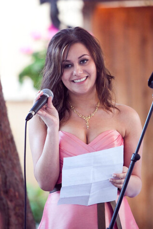Maid of Honor Speech by Ashley
