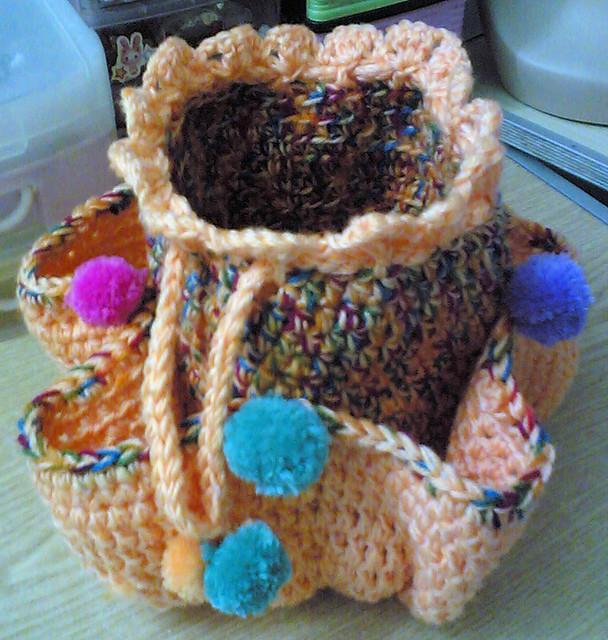 Crochet Pattern For Bingo Bag : Teresa Bingo Bag Flickr - Photo Sharing!