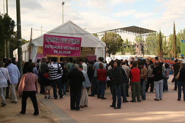 Entrega de premios I Fotomaratón de Aluche