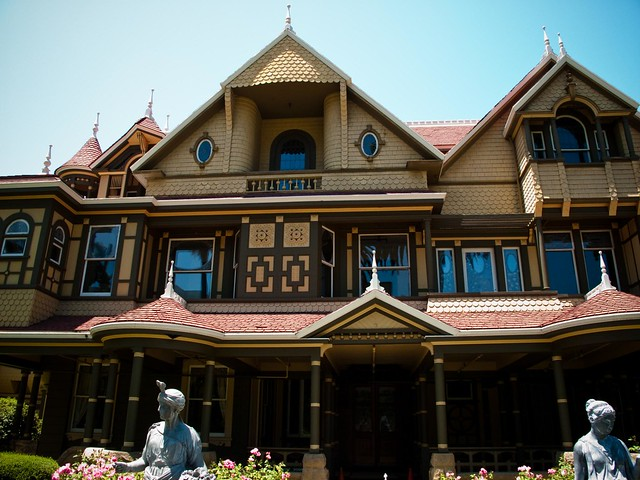 Winchester Mystery House - Photo by Harsh Light