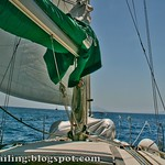 Sailing Aegean Islands