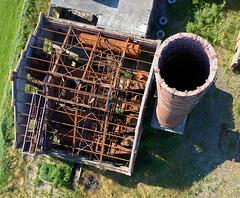 Boiler room of Strokartonfabriek De Toekomst, Scheemda, Netherlands