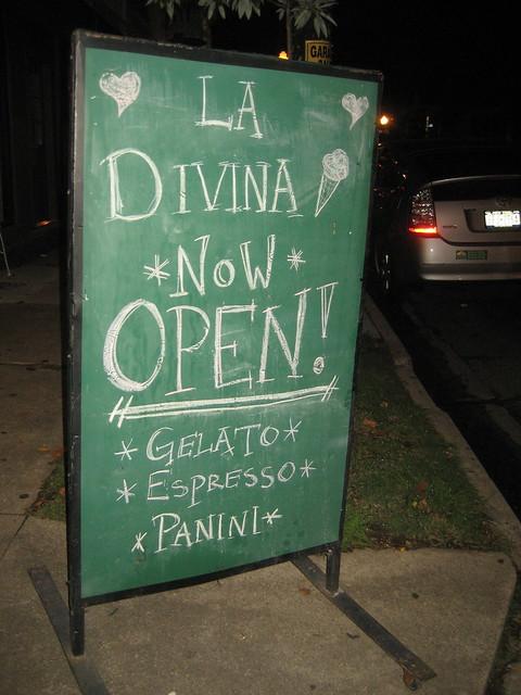 La Divina Maple Now Open