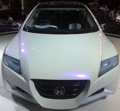 automobile, automotive exterior, executive car, vehicle, automotive design, honda, honda cr-z, bumper, land vehicle,