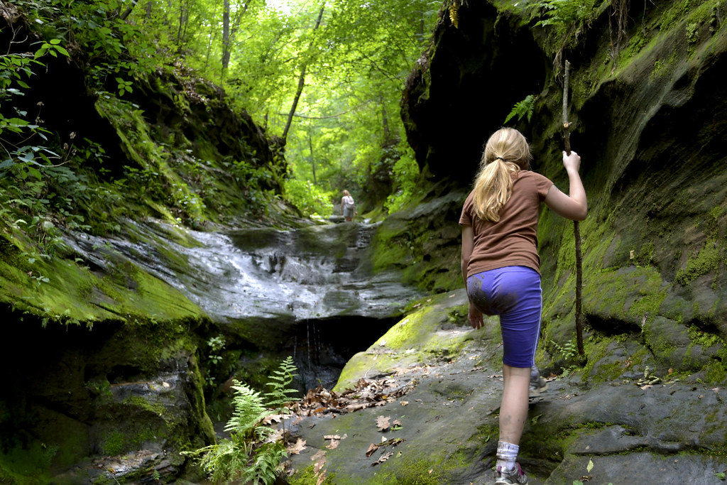 Local Treks Hiking Missouri and More A BIG Little Hike Little