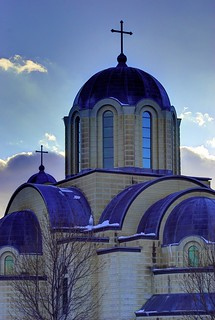 Orthodox Church in Mississauga! Explored 6/03/2014
